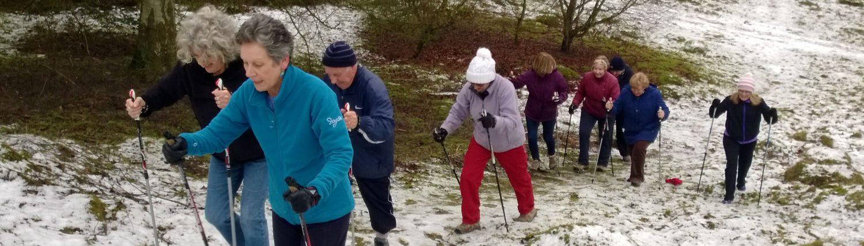 Walk2Fitness Nordic Walking